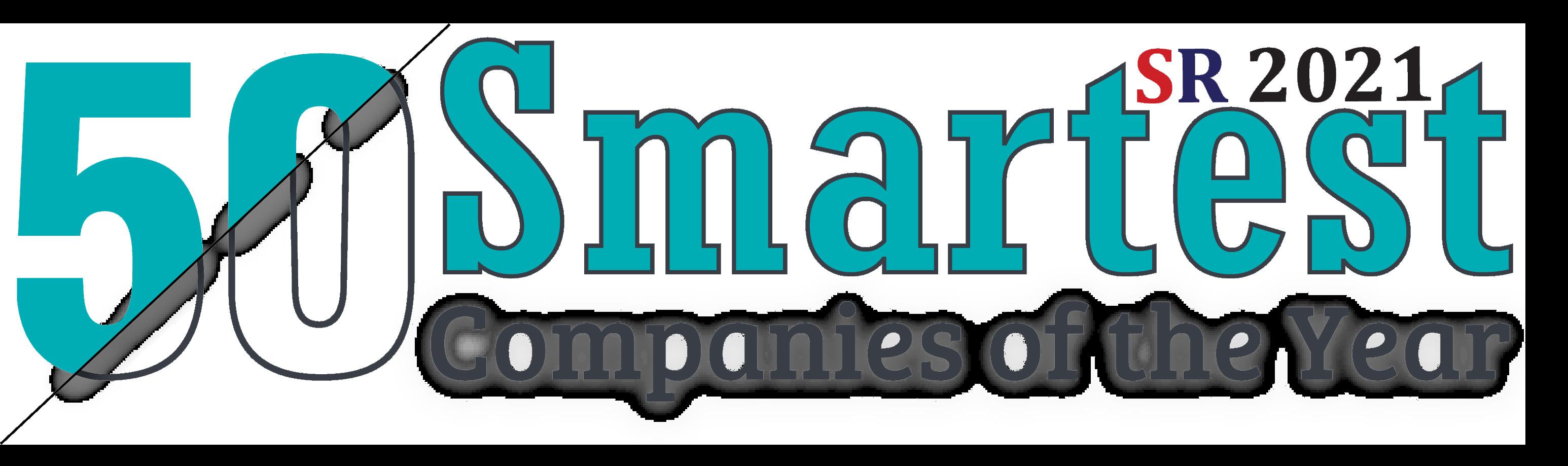 50 Smartest Companies Badge