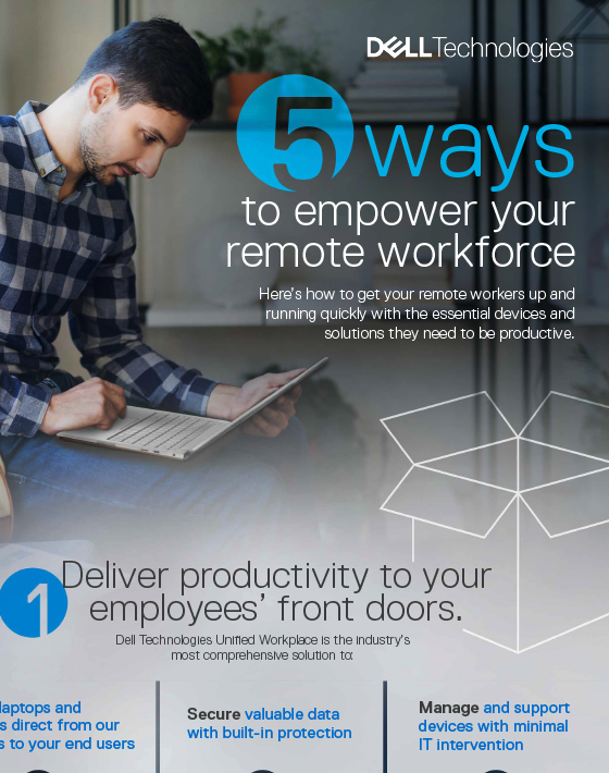 5 Considerations for Remote Work After Covid-19