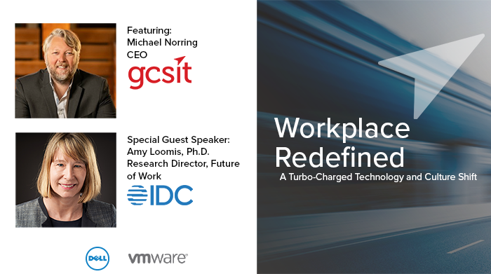 Workplace Redefined Webcast image