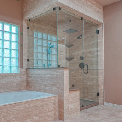 Natural Stone Panels have the look without the maintenance. It is a natural stone product that is backed by aluminum.