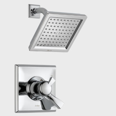Delta is one of the leading providers of shower trim and vanity faucets.
