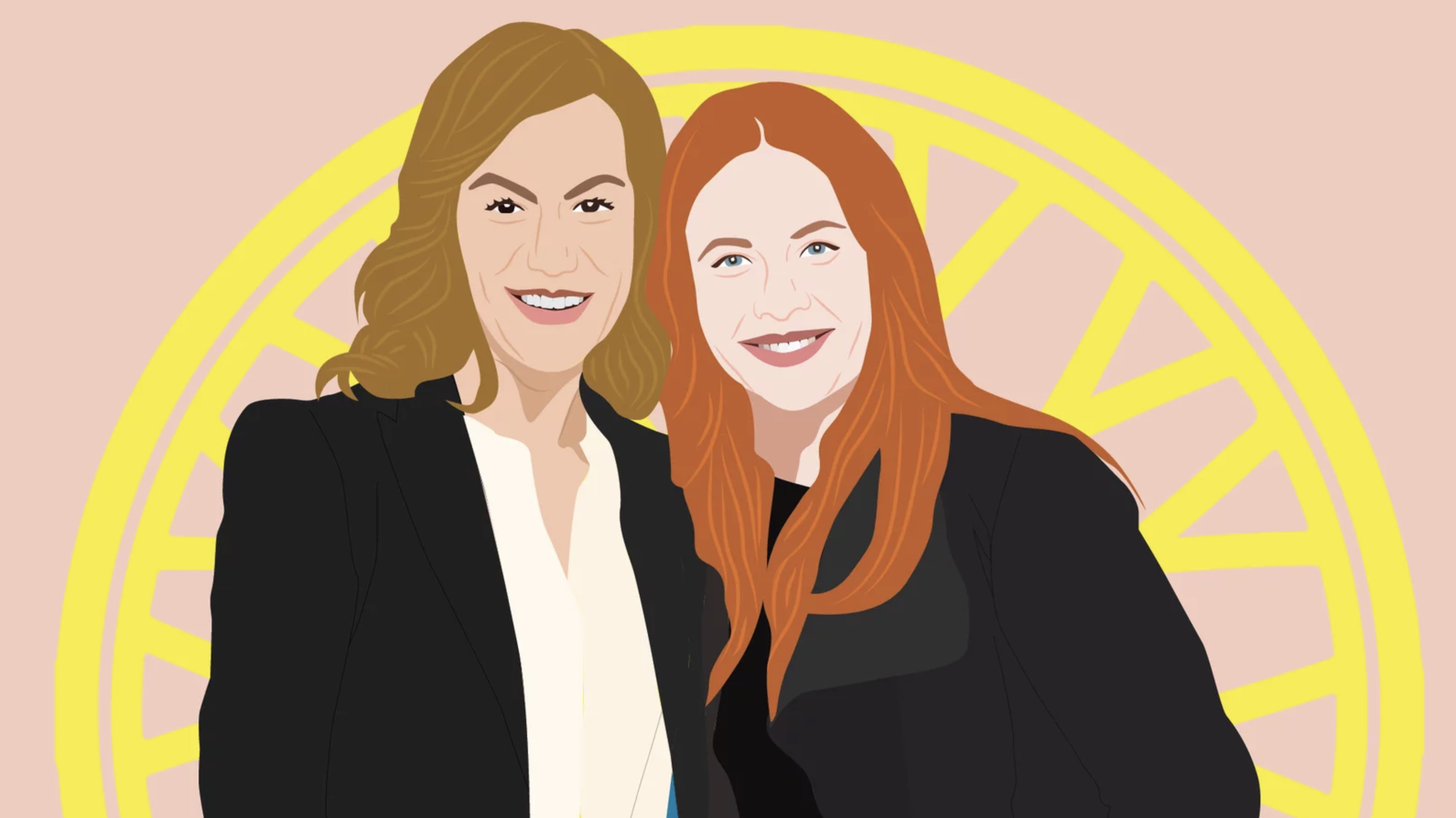 Julie Rice & Elizabeth Cutler of SoulCycle
