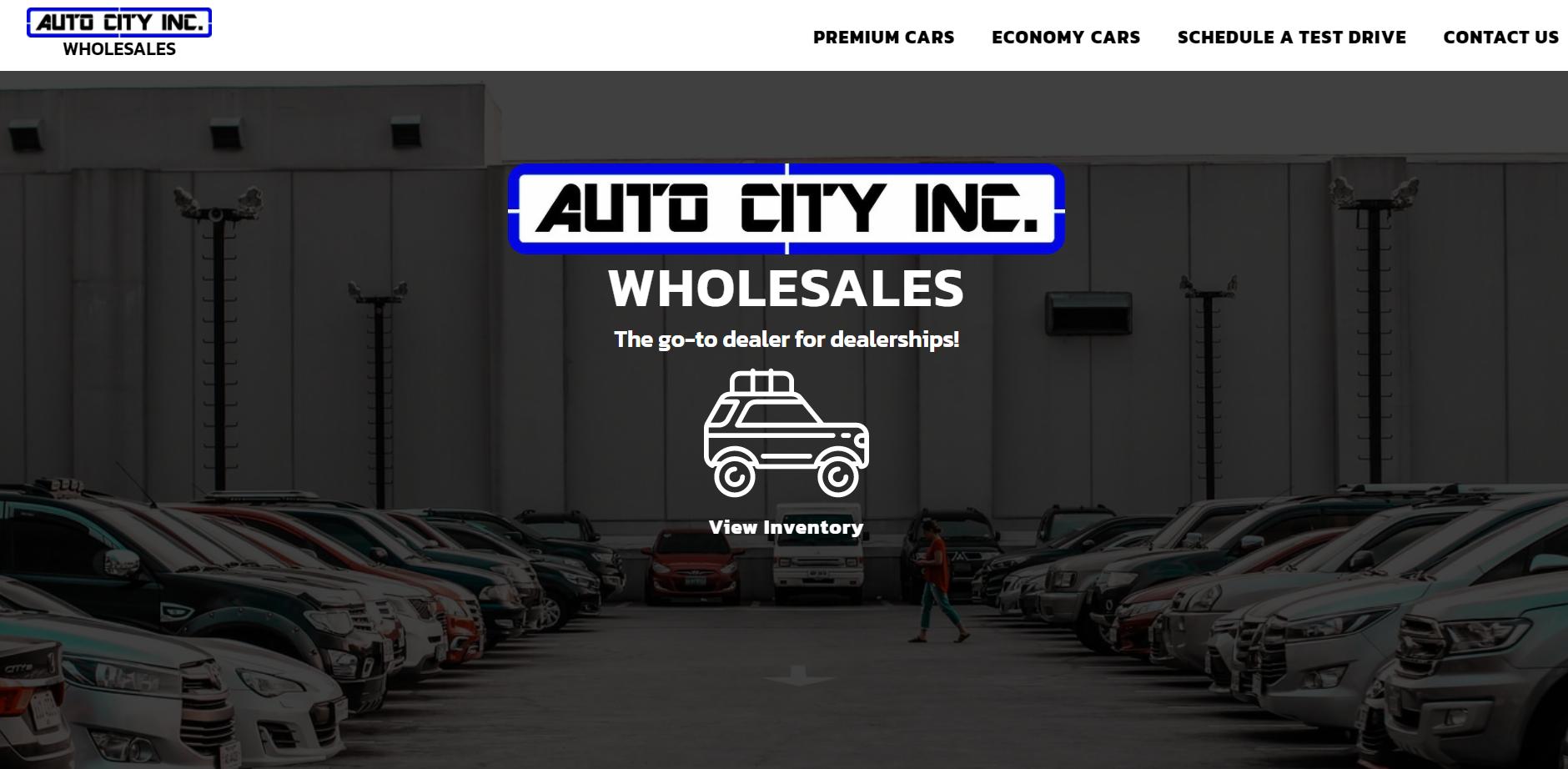Auto City Inc Project