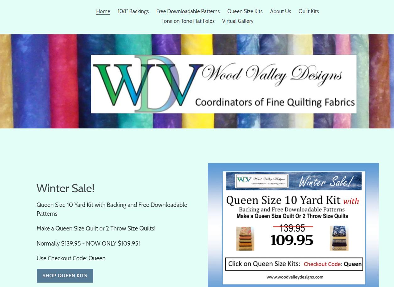 Wood Valley Designs