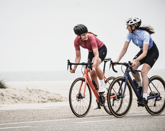 Ride safer together with twICEme Technology