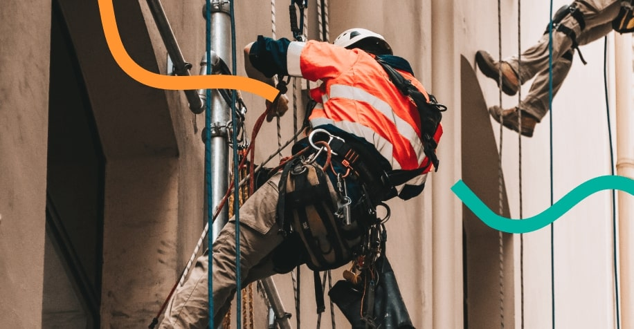 Construction safety through twICEme Technology