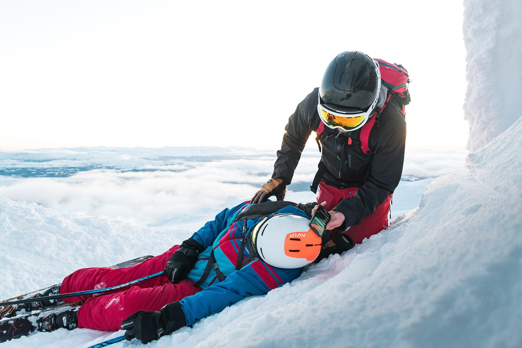 rescue professional scanning twICEme enhanced equipment