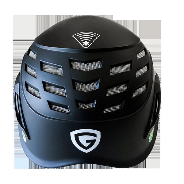 Guardio helmet enhanced by twICEme