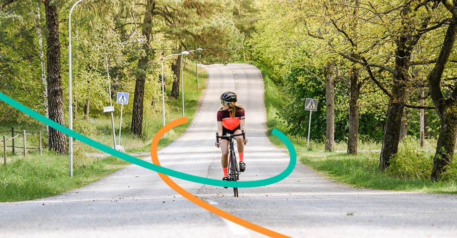twICEme enhanced helmet bike