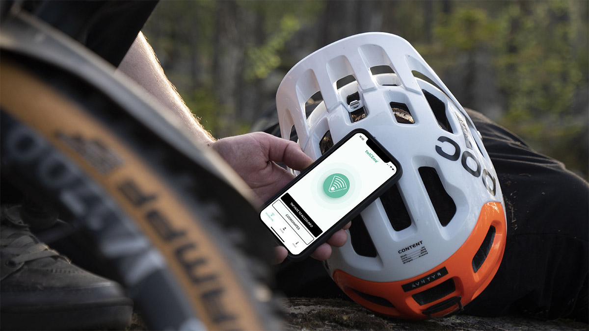 Scanning twICEme in case of emergency might save time during the rescue process