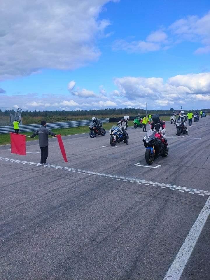 18 - 19 Sep 2021 - Anderstorp Raceway