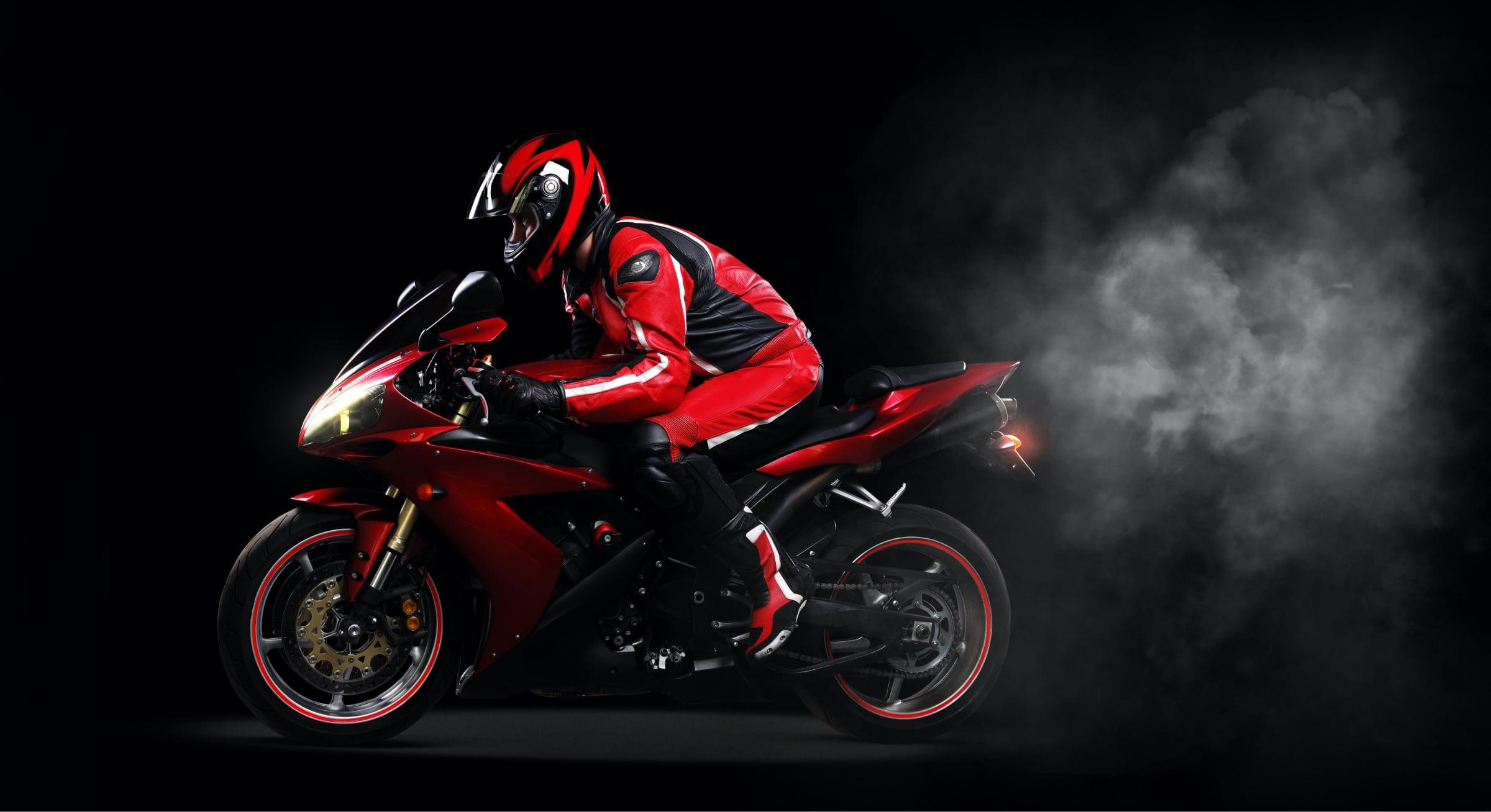 Biker Motorcycle wallpaper