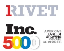 1Rivet Named to Inc. 5000 for Second Year in a Row