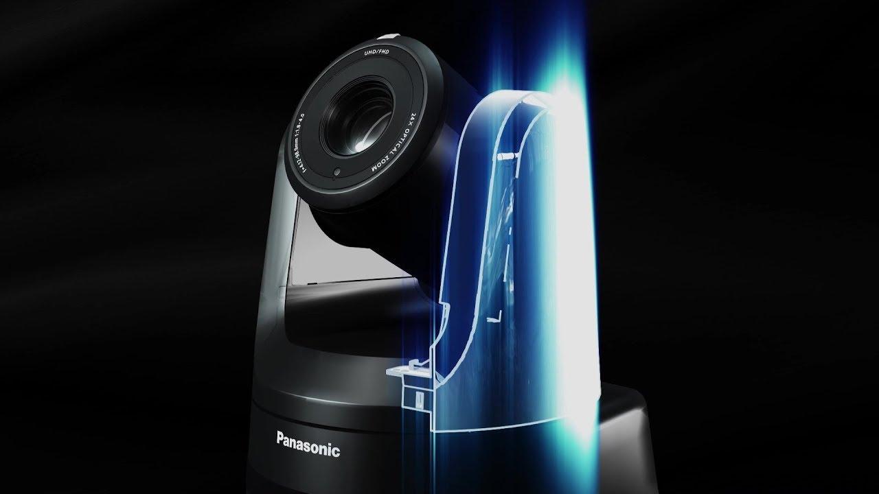 De nieuwste Panasonic AW UE100 vanaf nu beschikbaar voor producties