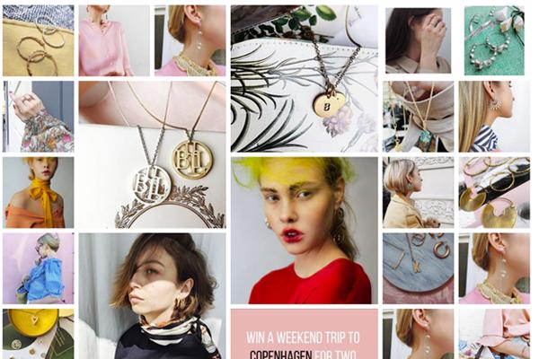 Instagram integration til webshop