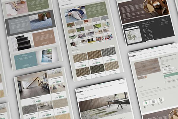 design webshop