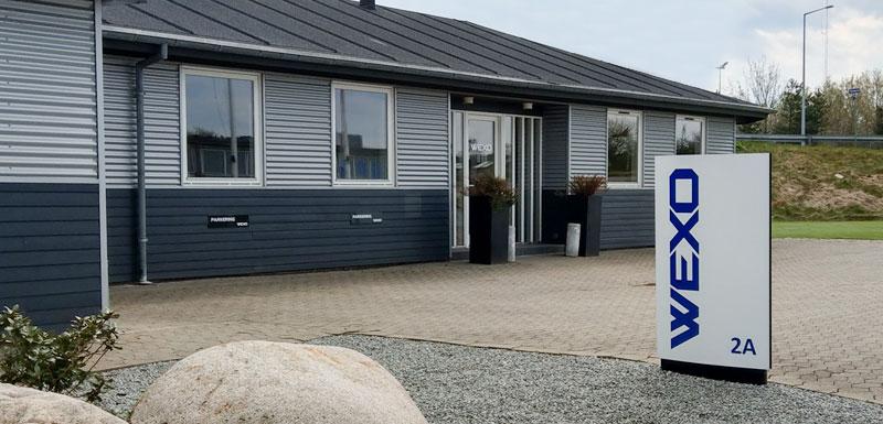 WEXO kontoret i Aalborg