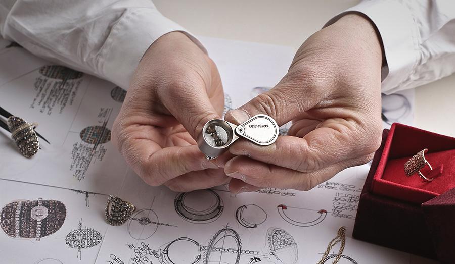 webshop til salg af smykker
