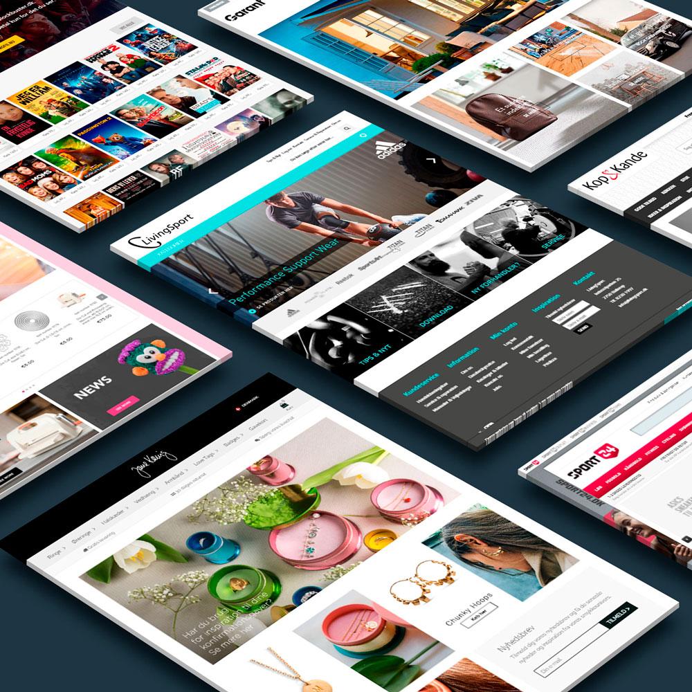 B2B webshop på Shopware platformen
