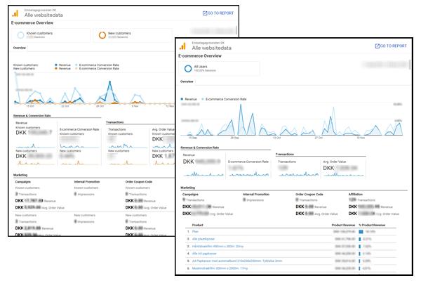 segmentering Google Analytics