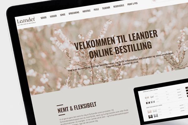 Navision integration webshop