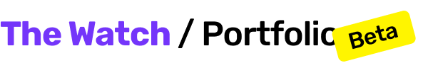 The Watch logo