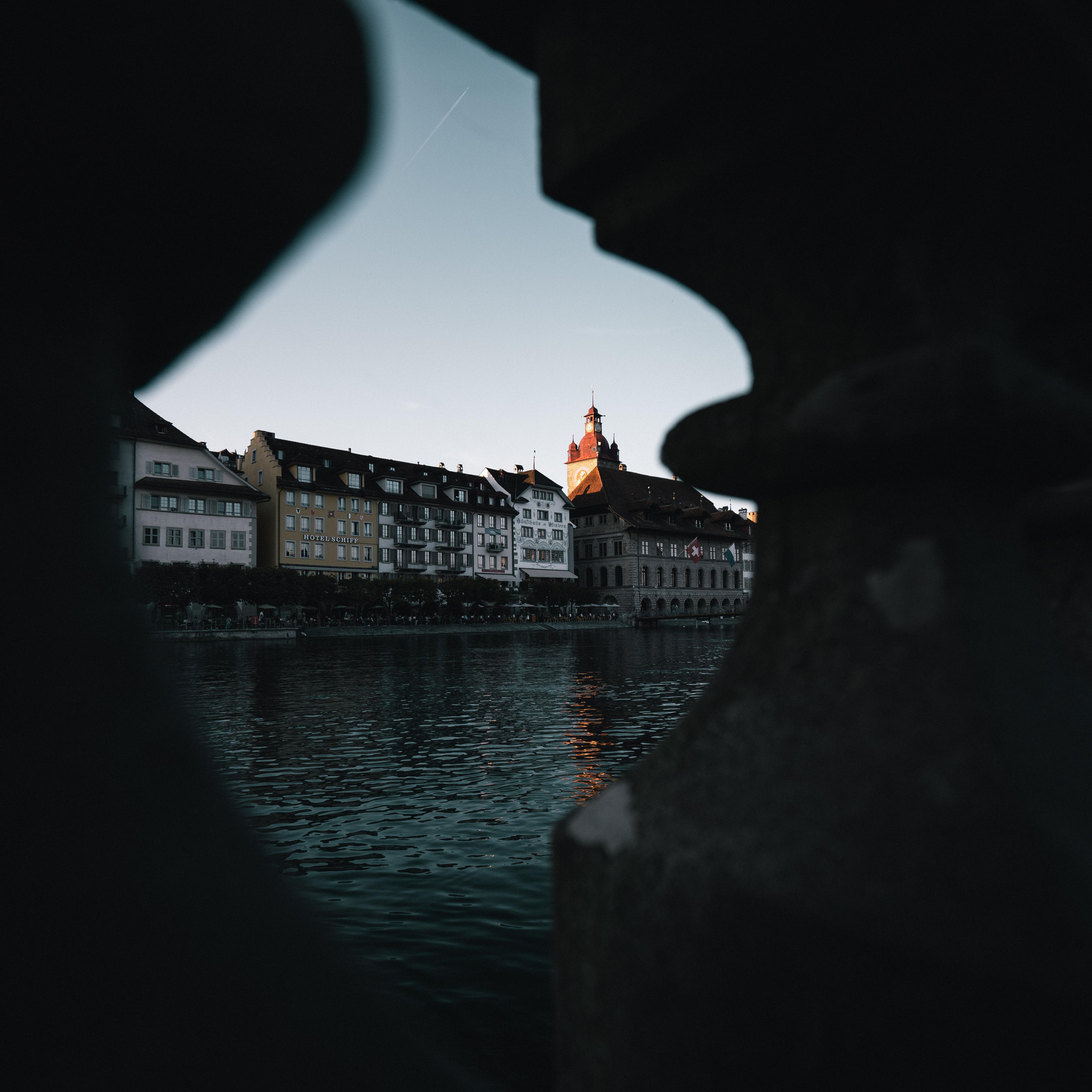 Golden Hour in Luzern.