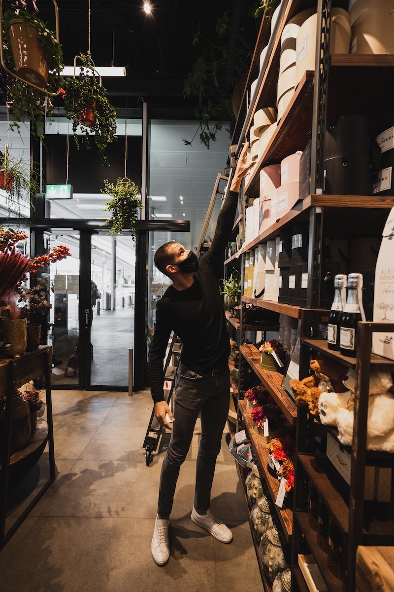 Kariem in der Bloomery