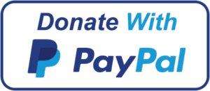 "PayPal logo with that says ""Donate with PayPal"""