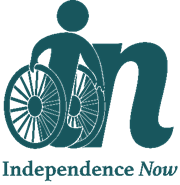 Independence Now's Logo