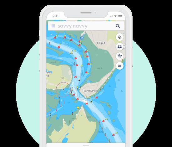 savvy navvy The Boating App