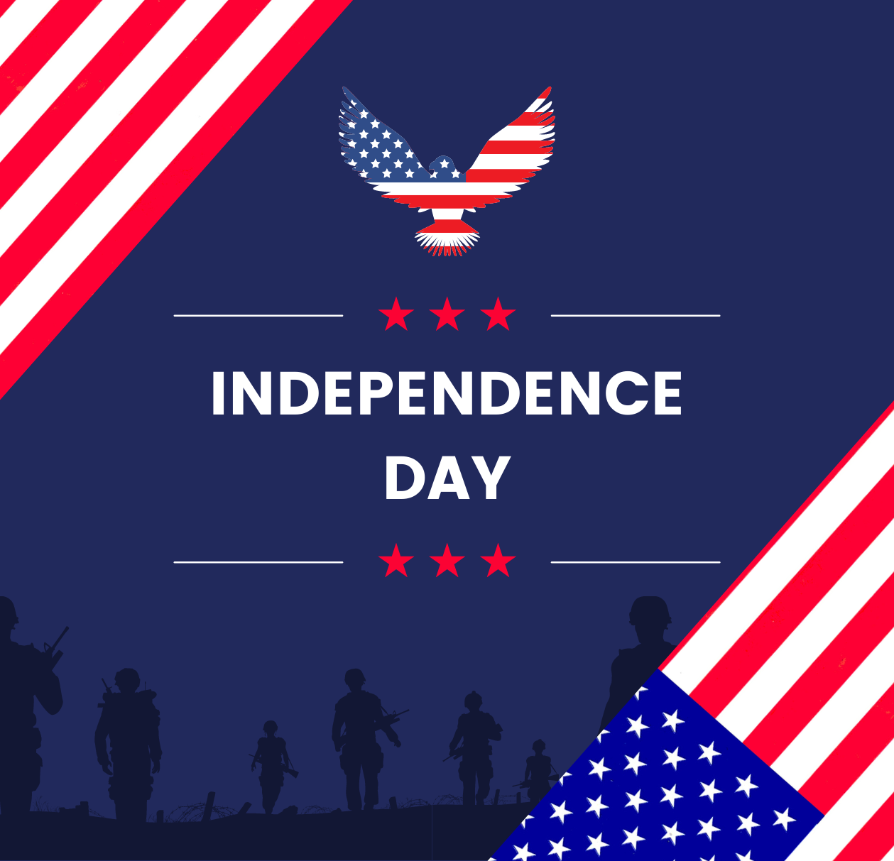 Independence Day 4th July Discount