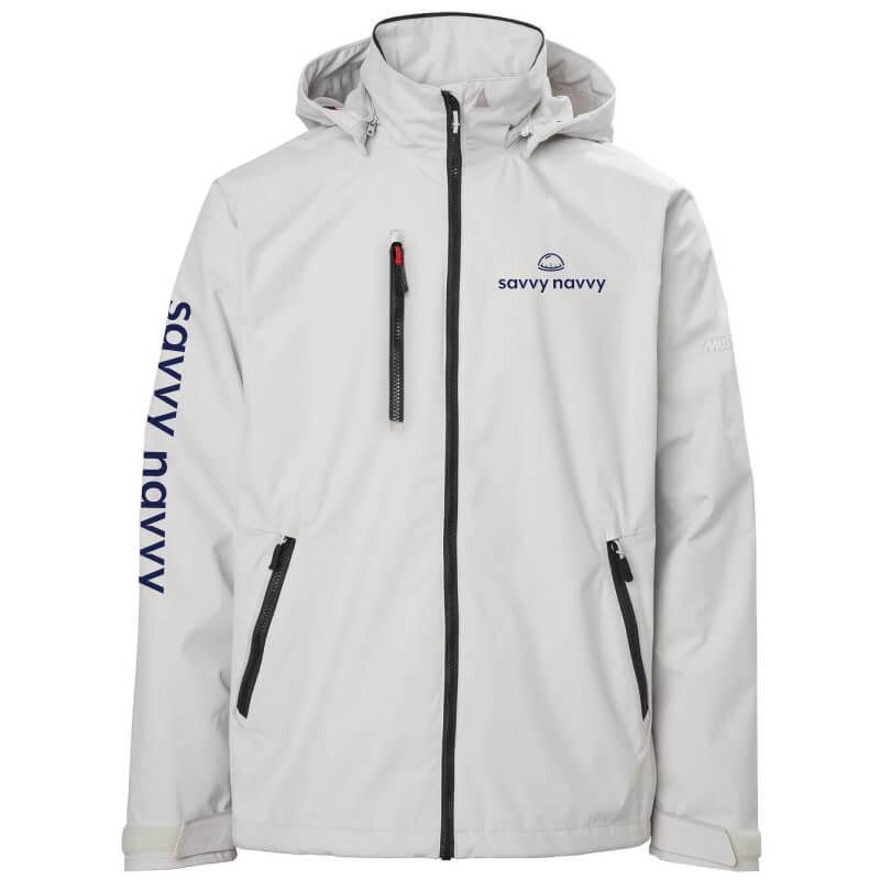 savvy navvy  MUSTO Sardinia jacket front