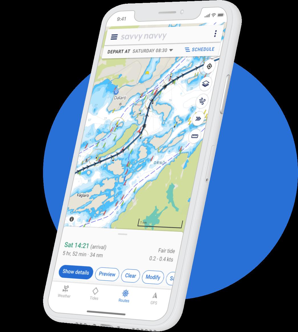 Baltic Sea Maps and Charts