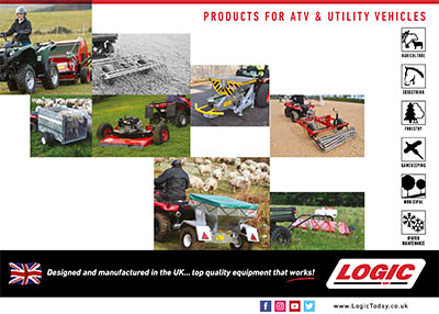 The main Logic brochure featuring our complete range of products.