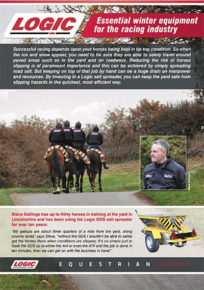 Equestrian Winter Maintenance
