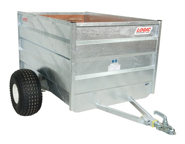 High-Sided Trailer SST