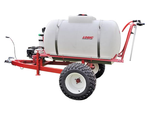 Trailed Boomless Sprayer TS625 (de-icer)