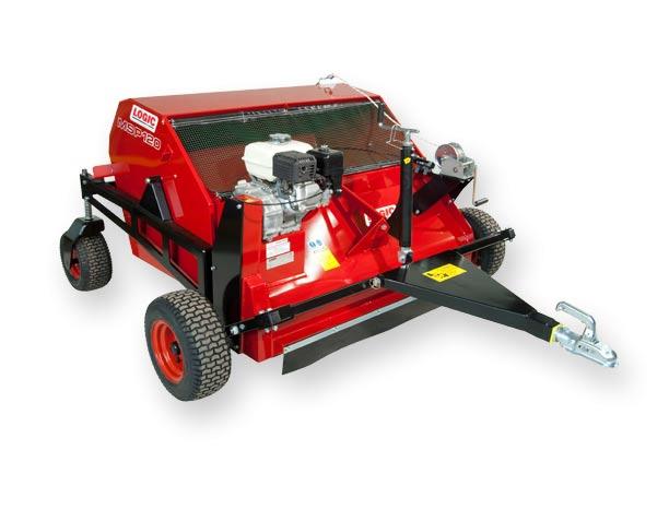 4X4 UTV ATV Sweeper Collector- Pro Sweep MSP
