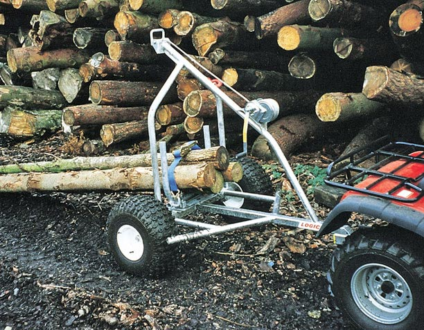 Timber Hauler THT200