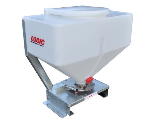 12v De-Icing UTV Spreader (130L) EBC-TS130PP