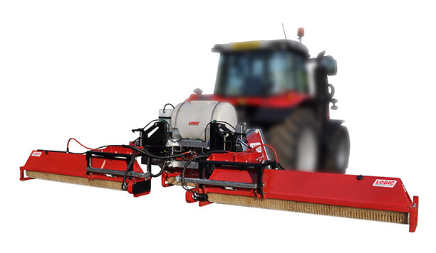 Tractor Mounted Weed Wiper - CTM600 (Arable)