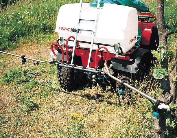 ATV On Board Sprayer 130 litre (OBS130) detail