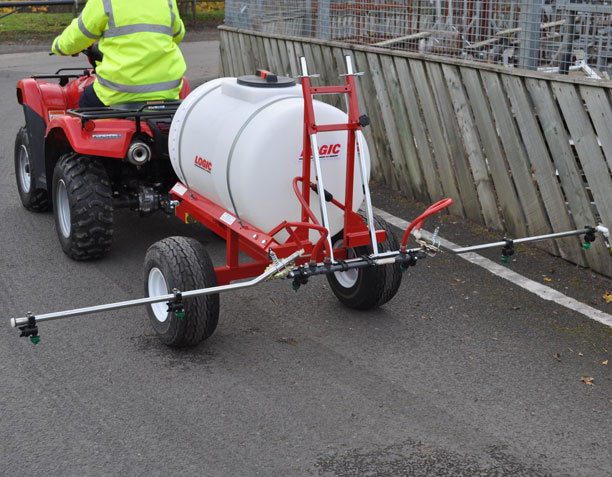 Trailed UTV ATV Sprayer TS410S (de-icer)