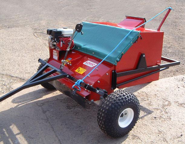 UTV ATV Seed Harvester MSH320 06