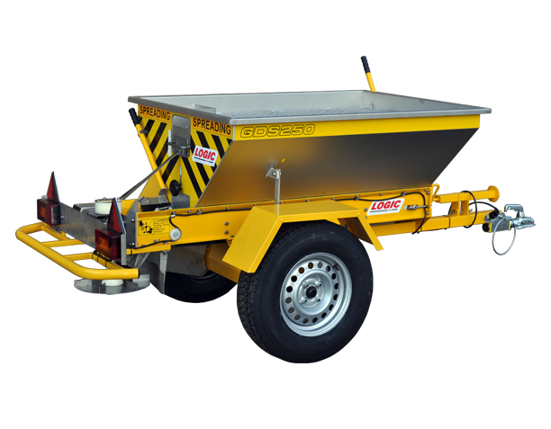 Forestry Salt Spreaders
