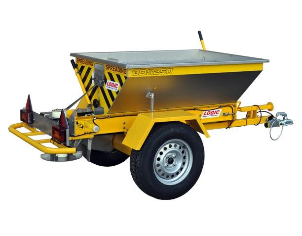 Tractor - Pickup - UTV Salt Spreader GDS250 (Equestrian)