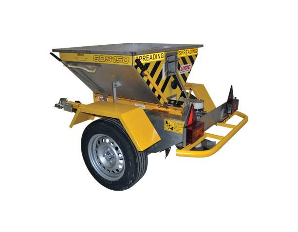 Quad ATV Salt Spreader GDS150 (Equestrian)
