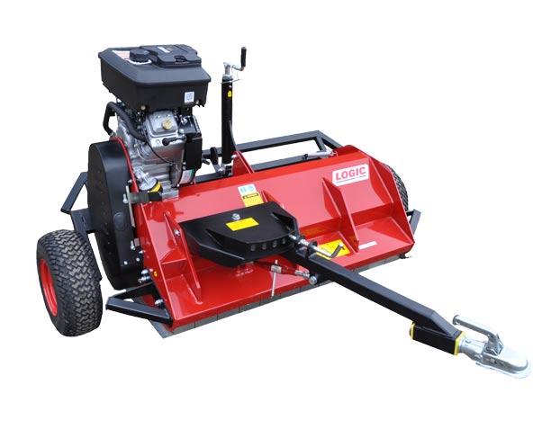 UTV ATV Scrub Buster MFT Flail Mower (Groundcare)