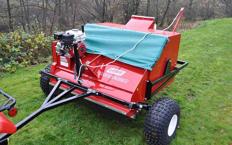 UTV ATV Seed Harvester MSH320 02